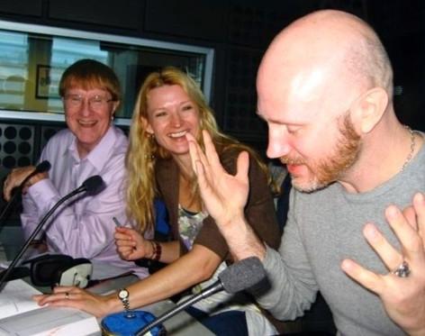 Paul Ferguson, Andrea Powell, and Jack Shamblin