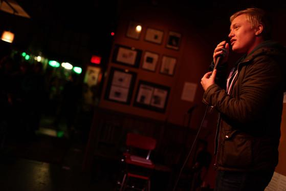 Mia Kunter's Otherworldly Comedy Show