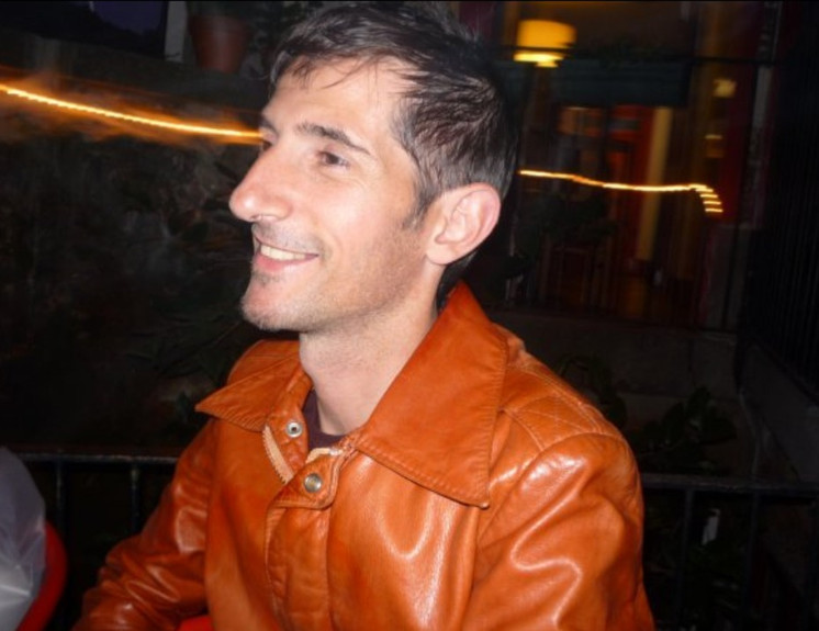 Choreographer Paulo Henrique