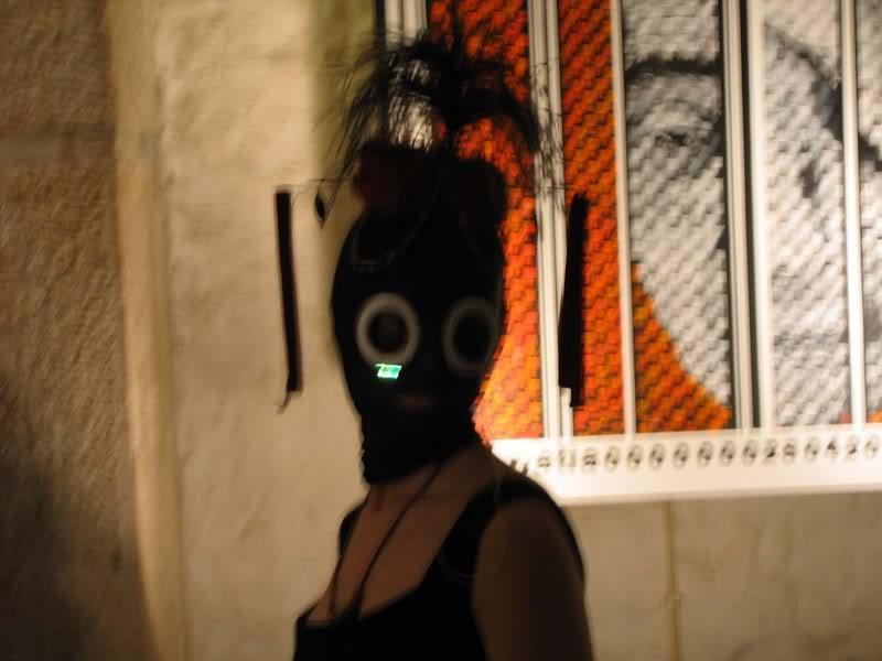 Dancer Silvia Pinto Coelho