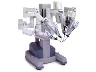 Robot de Da Vinci para Cirujía Pediátrica