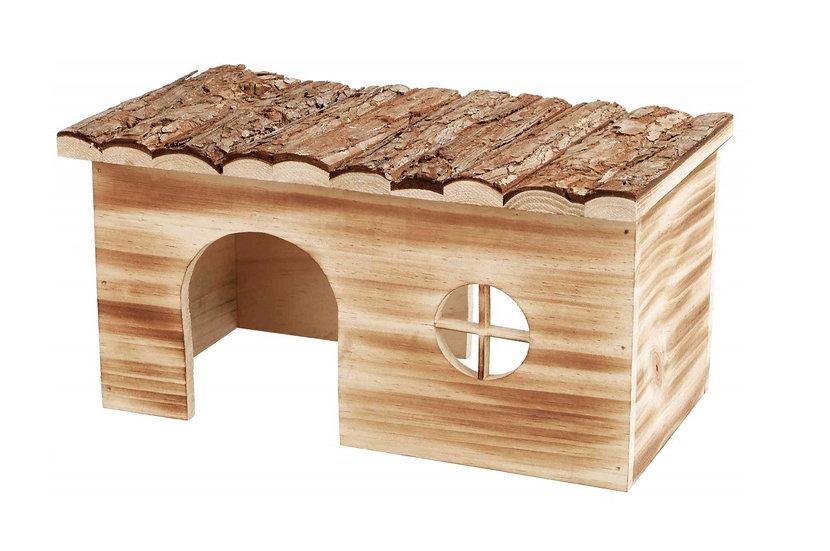 Maison bois flammé CDI