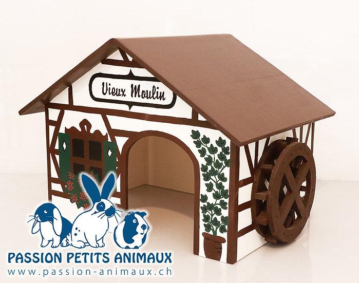 Maison CDI (Vieux Moulin)