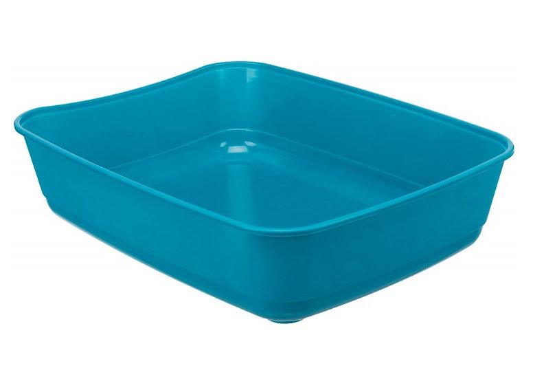 Bac toilette turquoise LAP