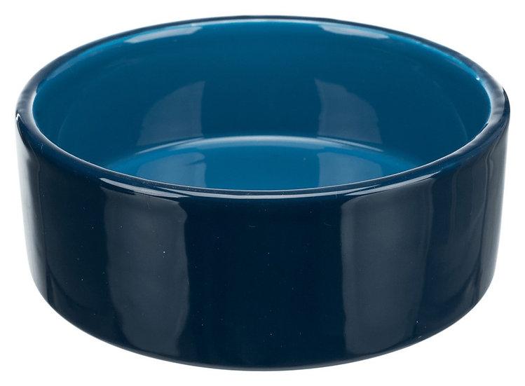 Mangeoire bleue