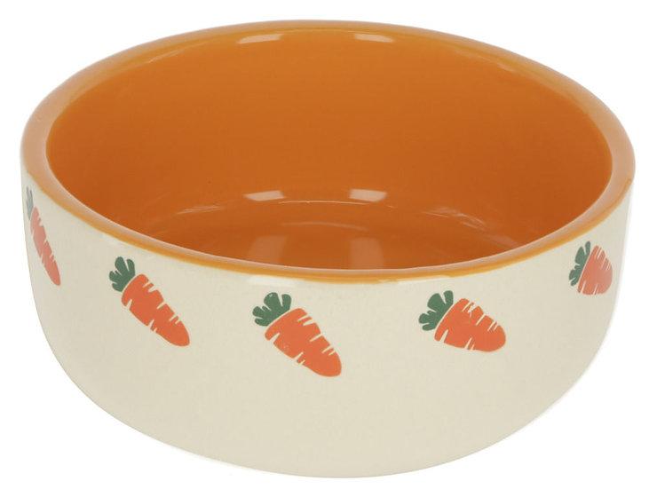 Mangeoire carottes