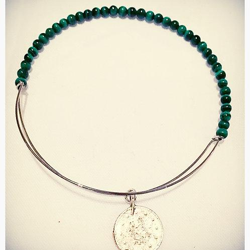 Adjustable Jade Smaller Bead JA Bracelet
