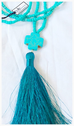 The Tassel Necklace Collection
