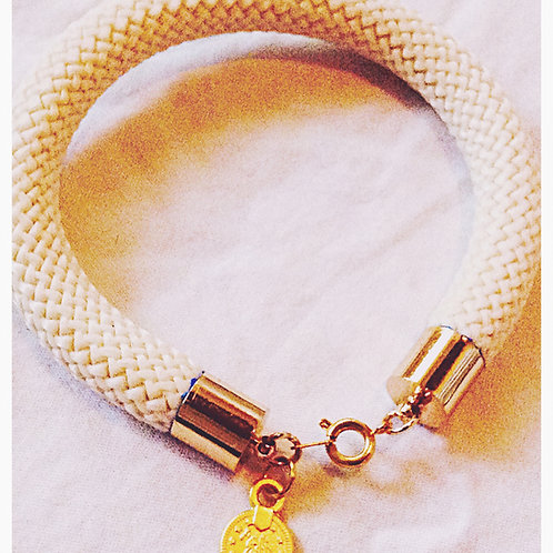 Ivory JA Rope Collection Bracelet