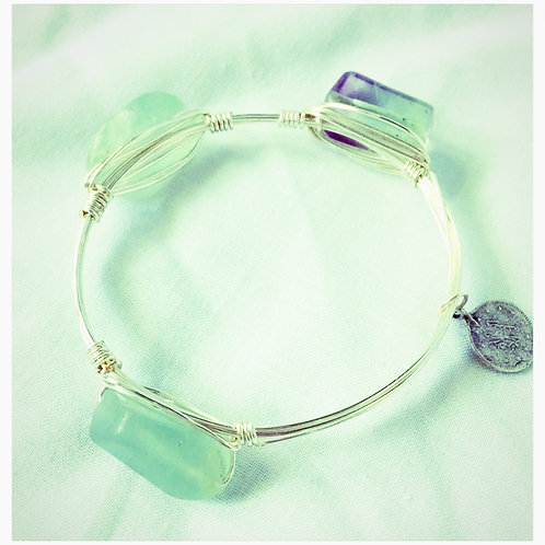 Quartz JA Bangle