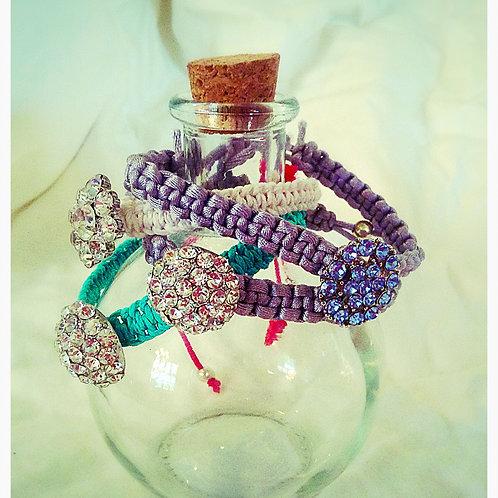 Macrame JA Bracelet Collection