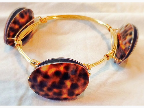 Cowrie Shell JA Bangle