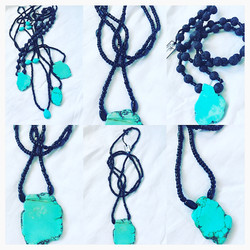The Beaded Necklace Collection