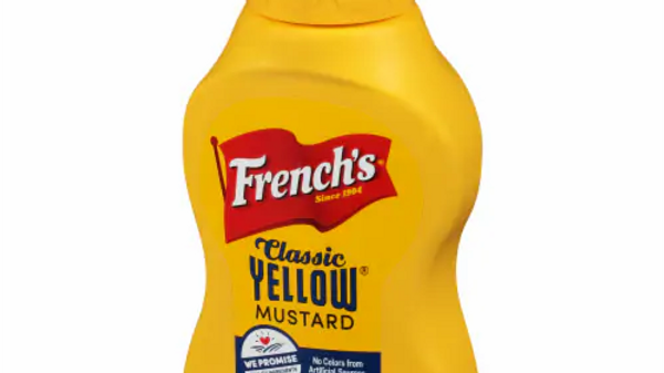 Yellow Mustard - Squeeze | French's
