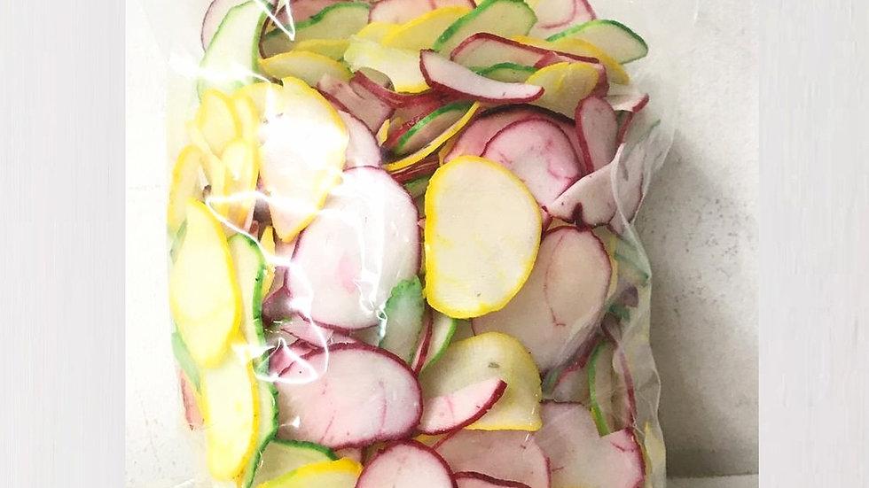 Crackers Garlic |  Bawang Putih