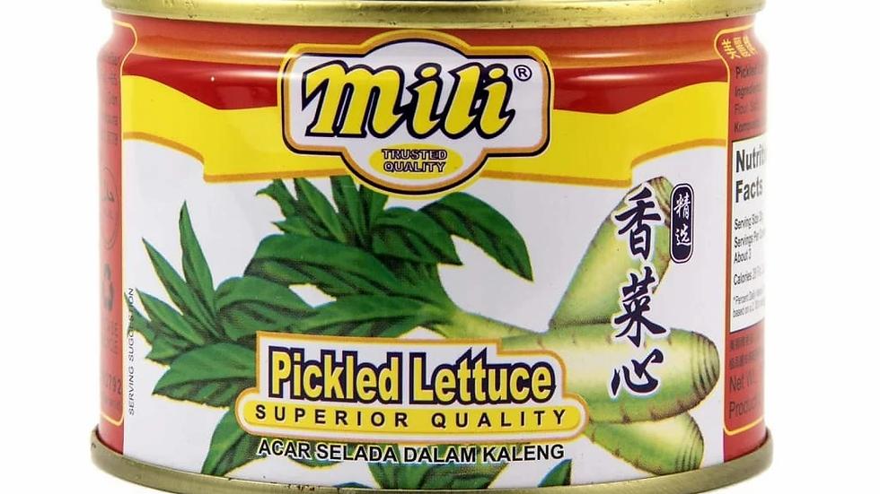 Pickled Lettuce| Mili