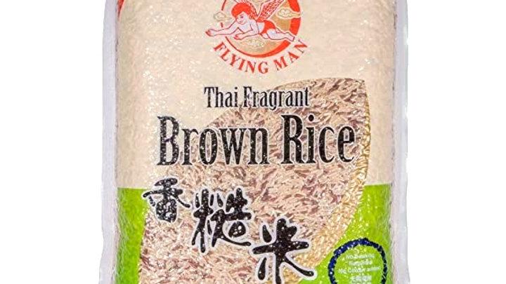 Brown Rice | Flying man 5KG
