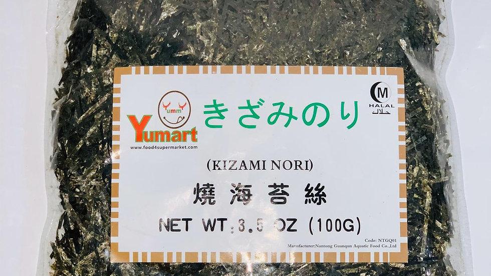Jap Seaweeds Shredded | Kizami Nori