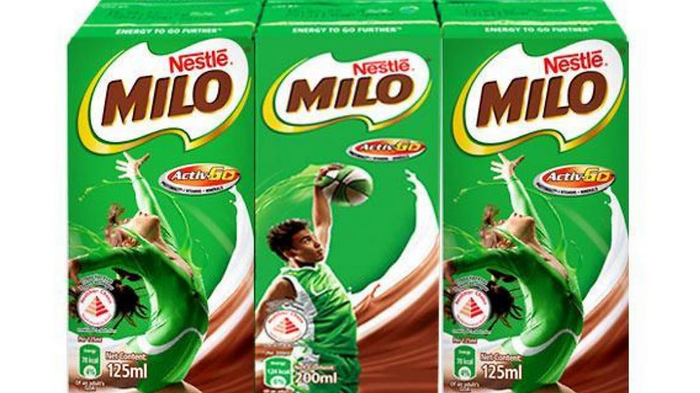 Milo Activ-Go UHT   Nestle