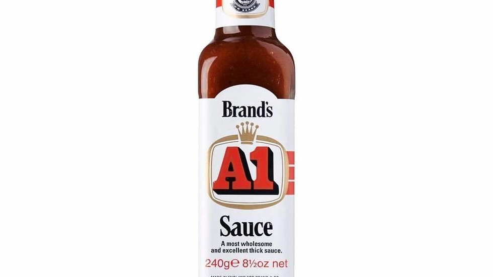 A1 Sauce | Brand's