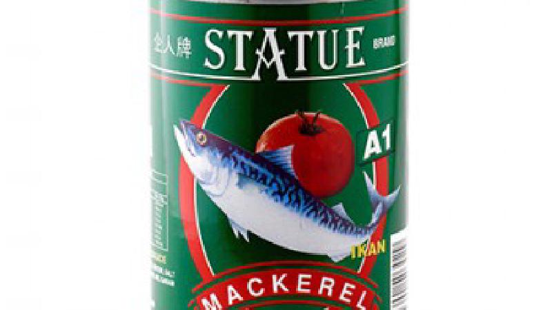 Sardine in Tomato Sauce   Statue