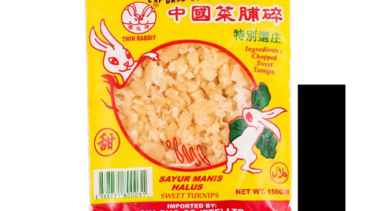 Sweet Chai Poh | Twin Rabbit