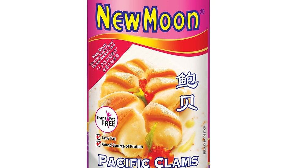 Pacific Clams | New Moon