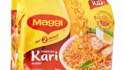Noodles Instant: Curry Fav	   | Maggi Mee
