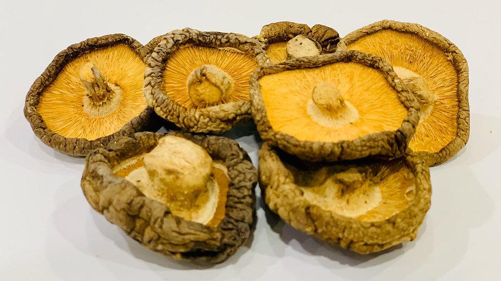 Dried Mushrooms | Shuang Ying