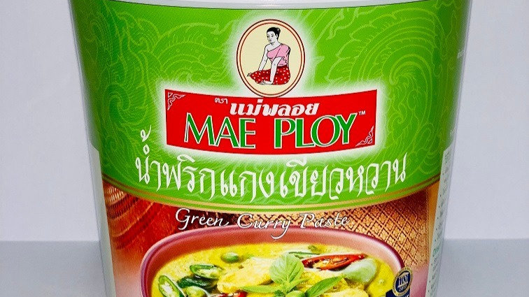Paste Curry Thai: Green  | MaePloy