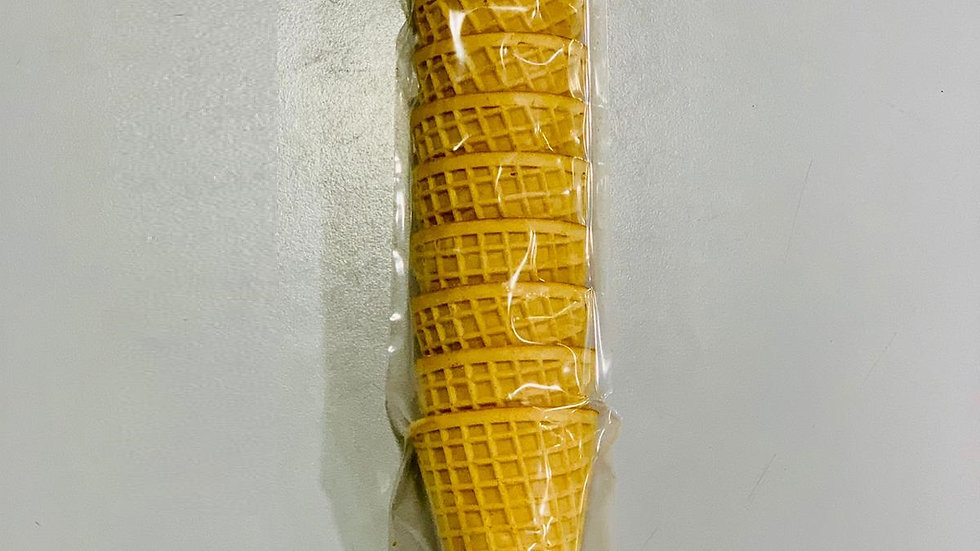 Rolled Sugar Cone (Ice Cream Cone)