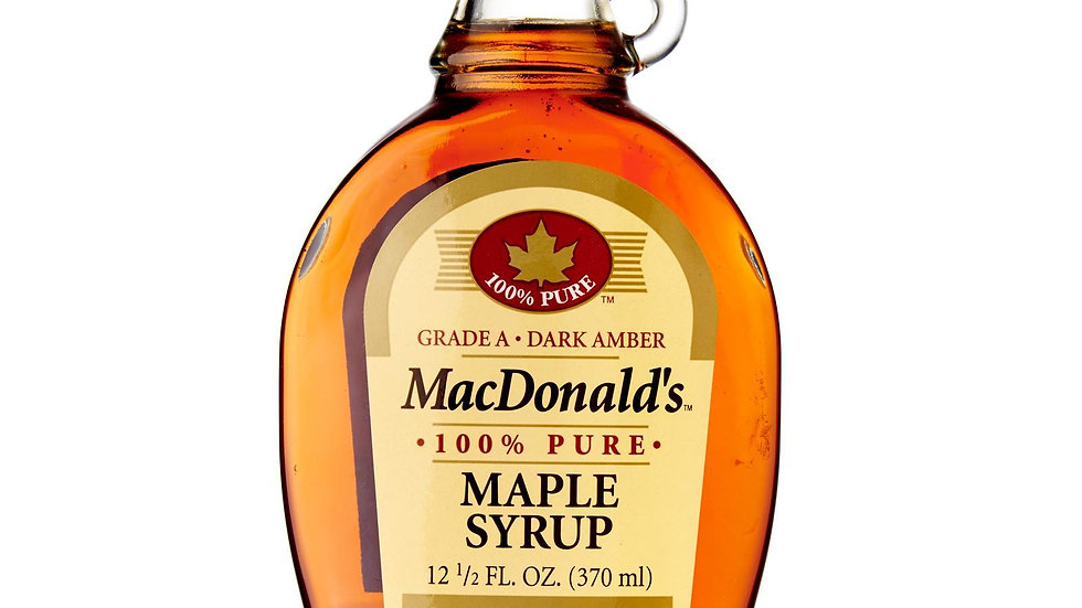 Maple Syrup 100% Pure | MacDonald's
