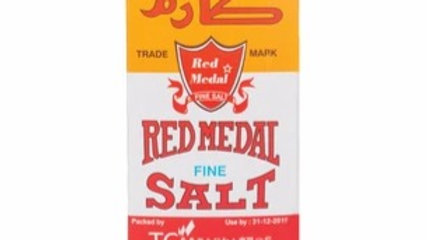 Fine Salt | Red Medal