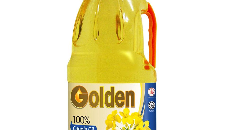 Oil Canola | Golden