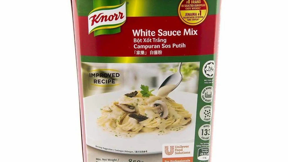 White Mix Sauce  | Knorr