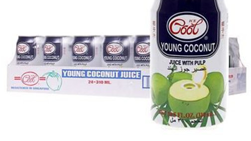 Young Coconut Juice Drink | Ice Cool