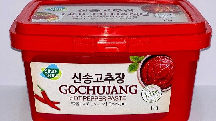Paste Red Hot Pepper  | GoChuJang