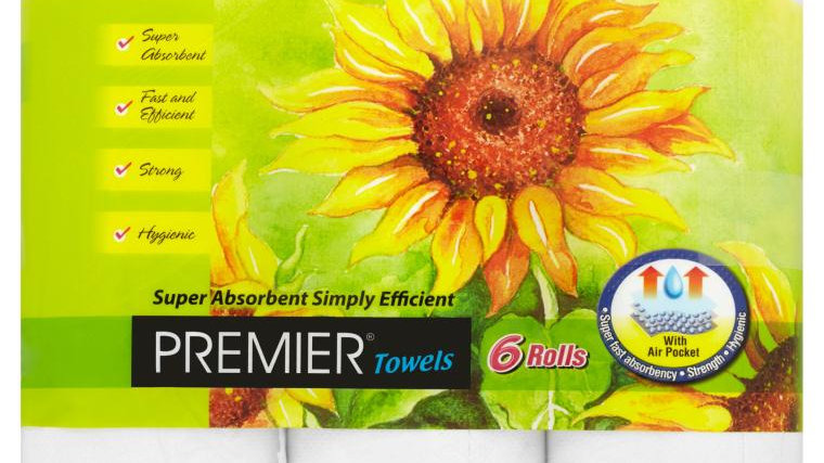 Kitchen Towels 6 roll | Premier