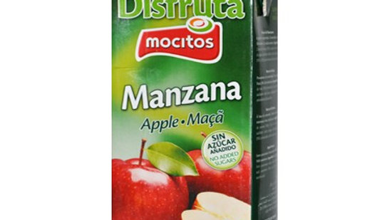 Apple Juice | Mocitos