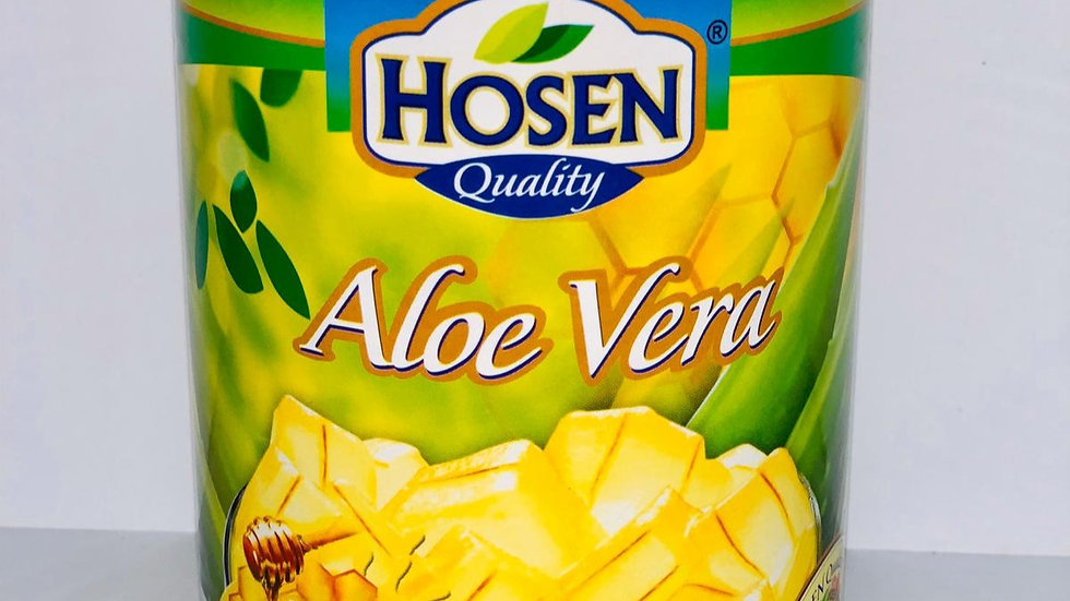 Aloe Vera Cubes in Honey | Hosen