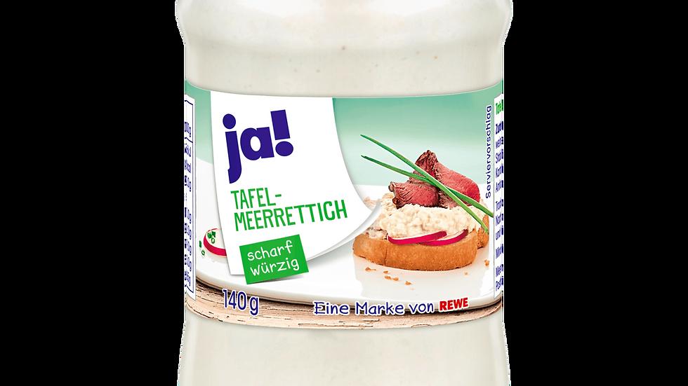 Creamy Horseradish   Tafel Meerrettich