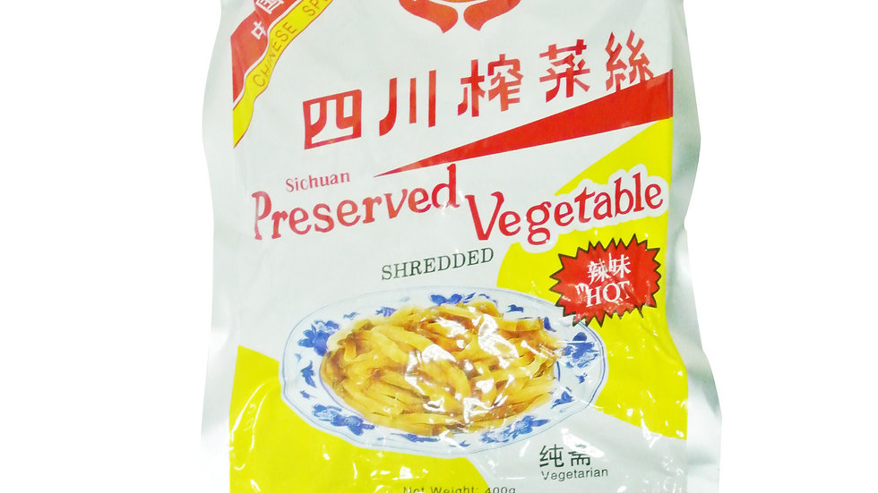 Sichuan Vegetable (HOT) | Bright Pearl