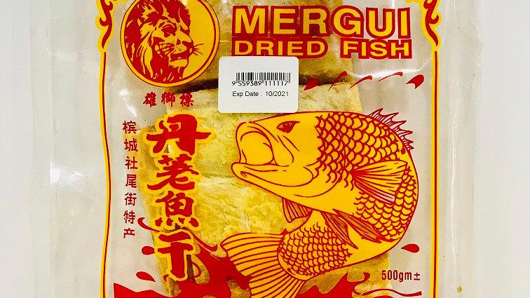 Dried Salted Fish  | Mergui