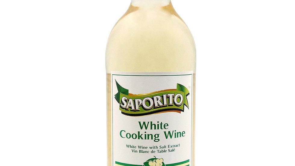 Cooking Wine - White | Saporito