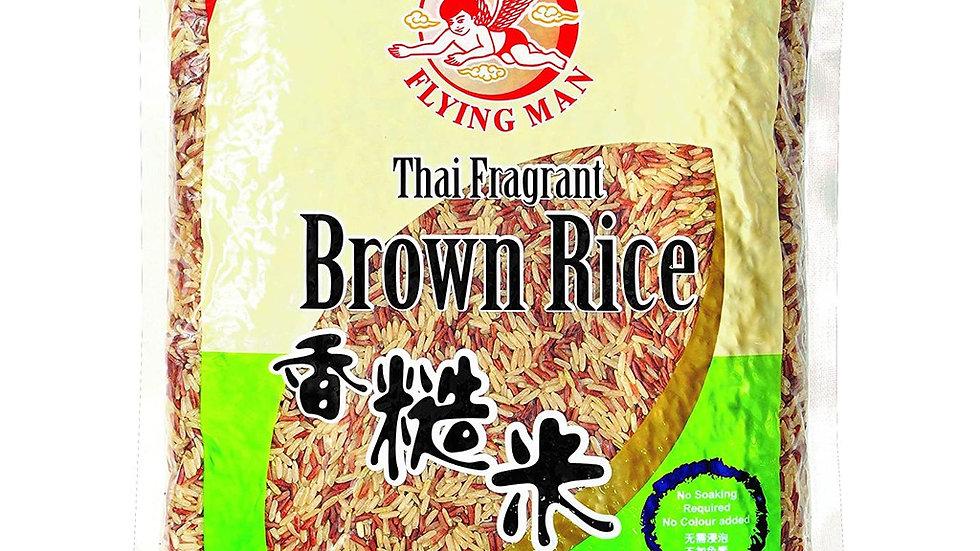 Brown Rice | Flying man 2.5KG