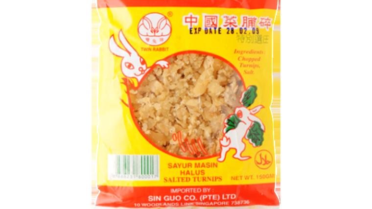 Salted Chai Poh | Twin Rabbit