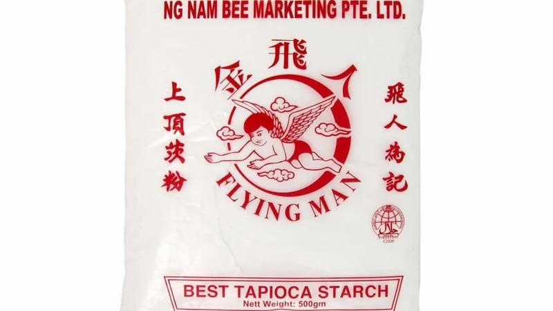 Tapioca Flour  | Flying Man