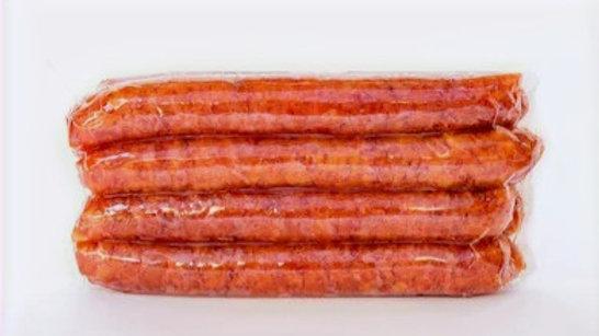Waxed Sausage   Hong Kong