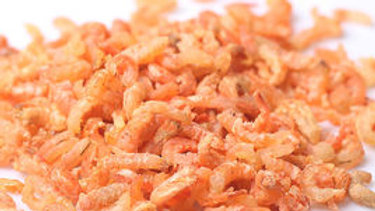 Dried Shrimps: Small