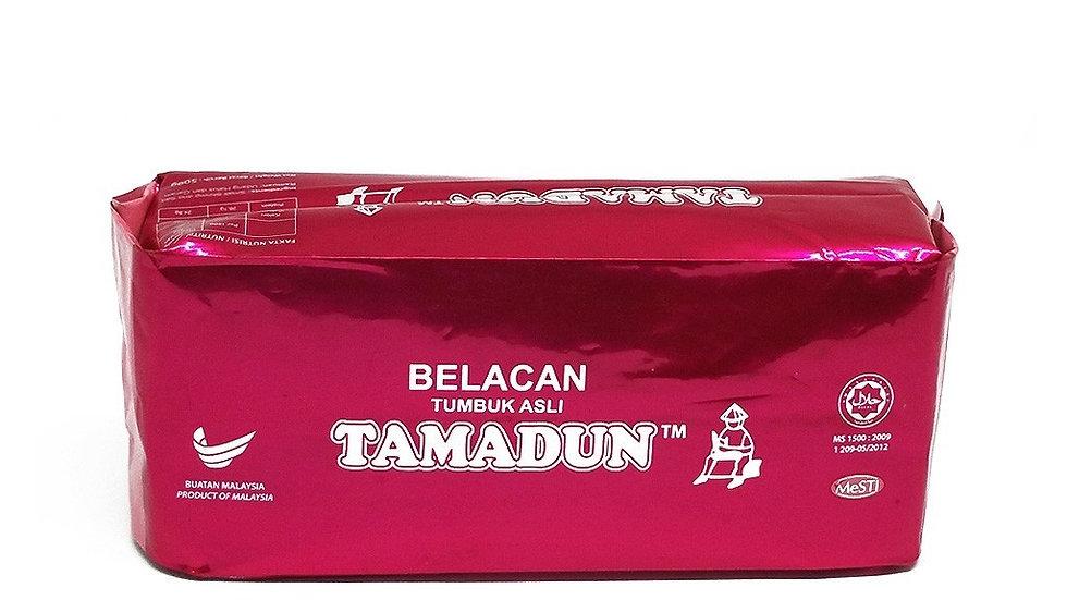 Belachan   Tamadun